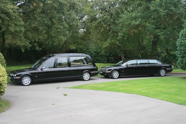 Henfield Funeral Services - Jaguars 2