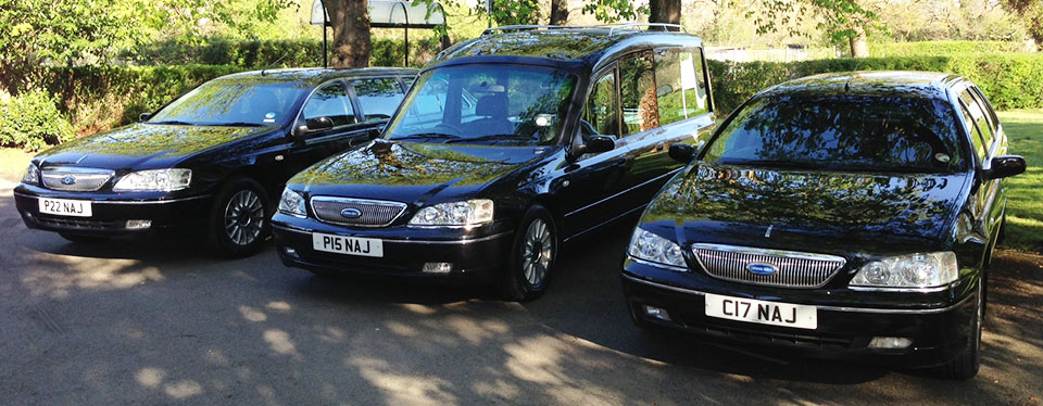 Henfield Funeral Services - Cars