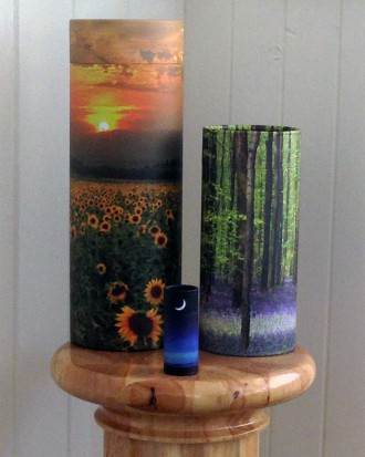 Scatter Tubes in Three Sizes
