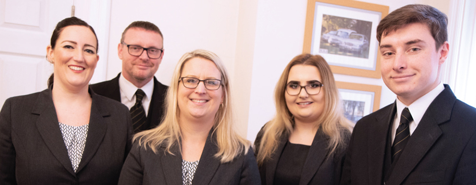 Henfield Funeral Services Team Photo